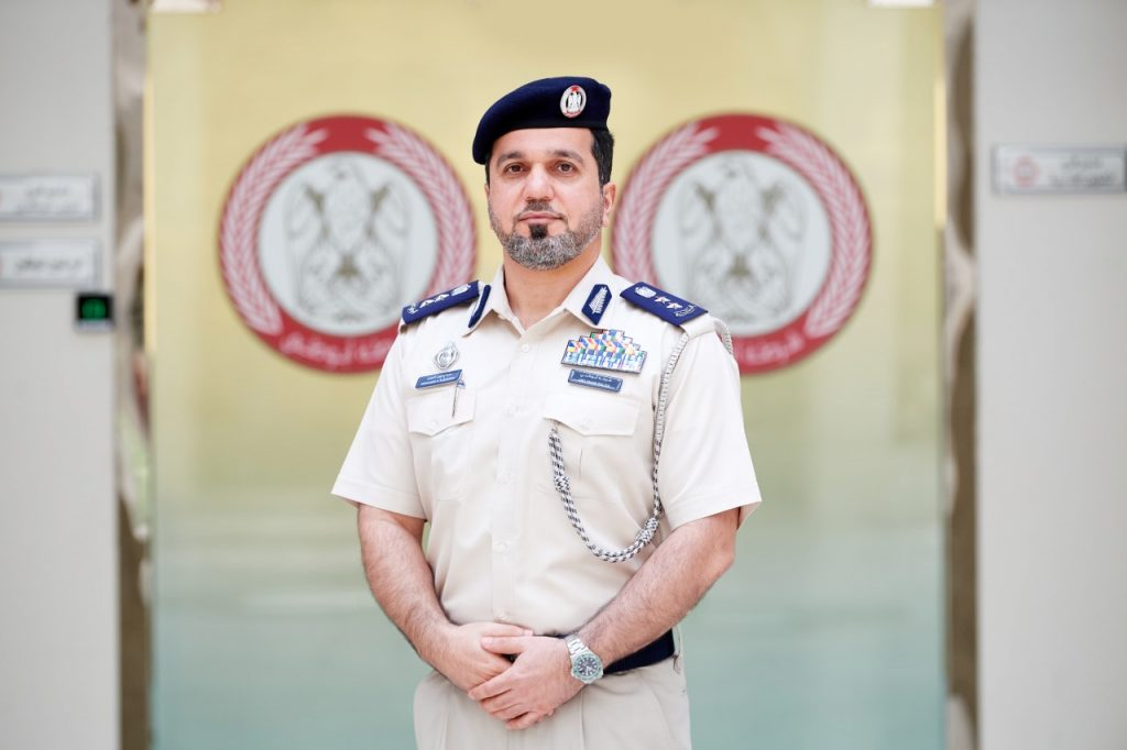 IMPORTANT TITLE CHANGE: DEPUTY OF CAPITAL POLICE DEPARTMENT REVEALS HOW ABU DHABI'S COVID-19 MISSION SPRUNG INTO ACTION