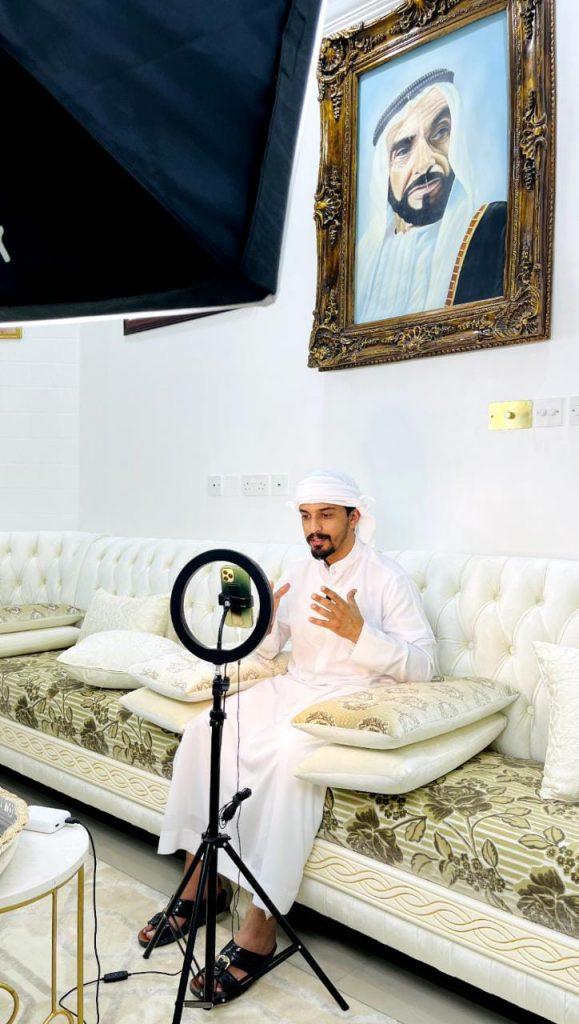 الثلاثاء ..الروائي وليد بو راشد ضيف برنامج الامارات  اليوم