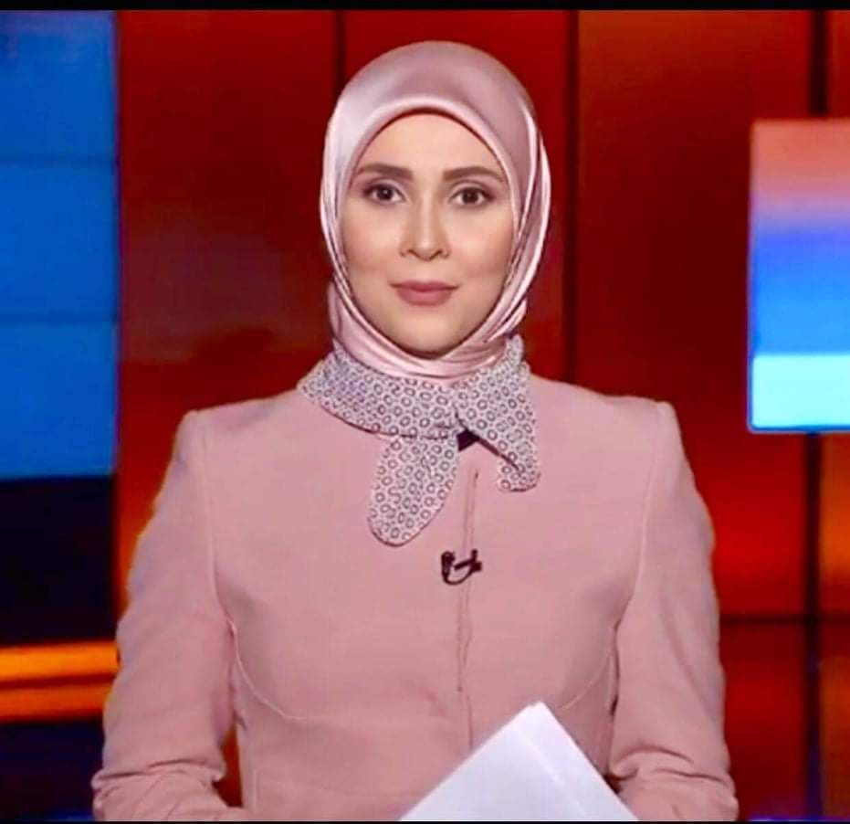 الإعلامية آلاء زارع تستعد لتقديم برنامج جديد على إحدى الفضائيات المصرية