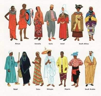 Does the culture of a region influence its fashion trends.