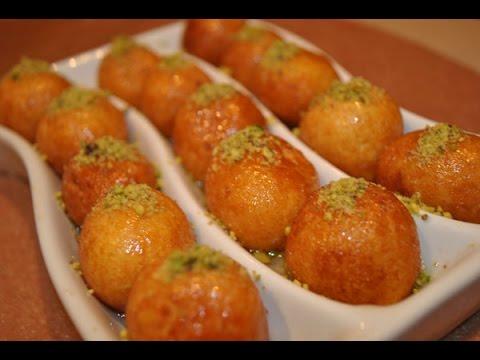 جلاب جامون حلى هندي