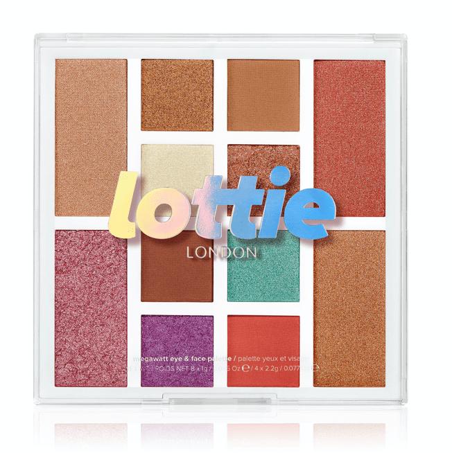 Lottie London Mega Watt Palette 2.0 - AED 65
