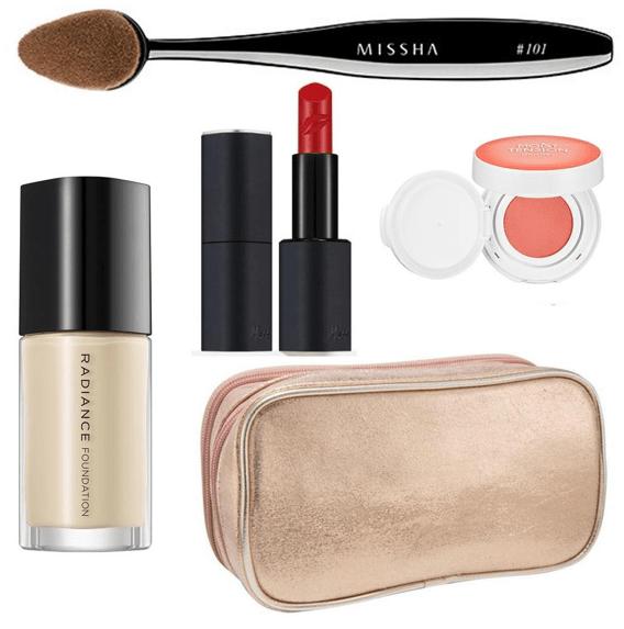 Missha Basic Makeup Gift Set - AED370.00