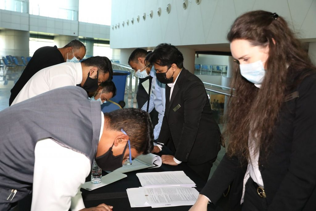 Meydan Hotels & Hospitality Successfully Completes COVID-19 Vaccination Drive