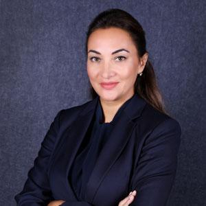 سعادة هبة فطاني، المدير العام للمكتب الإعلامي لحكومة رأس الخيمة
