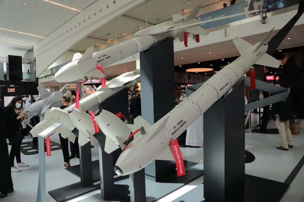 AL TARIQ Details Enhanced Block 2 Precision Guided Missiles System