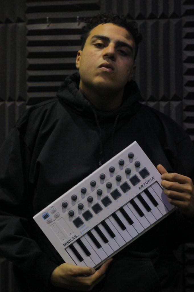 """لؤي بدر يستعد لطرح ألبوم موسيقي جديد  لؤي بدر يستعد لطرح ألبوم """"Black ops"""""""