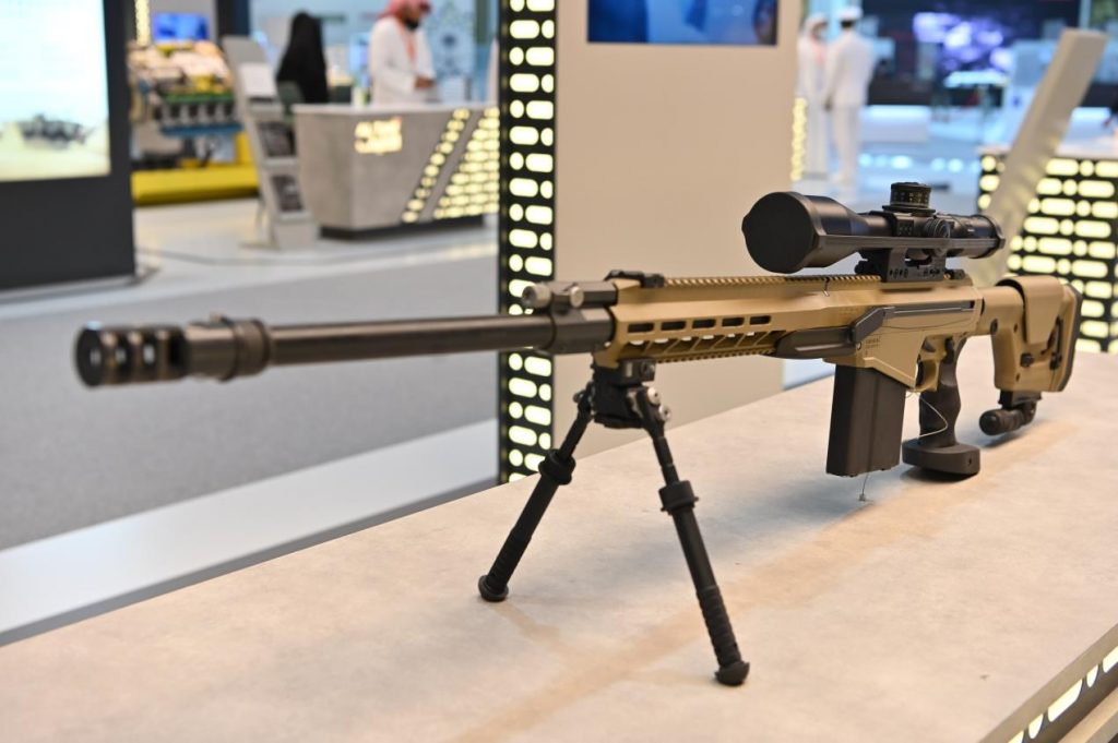 CARACAL Unveils Two High-Performance Weapons at IDEX 2021