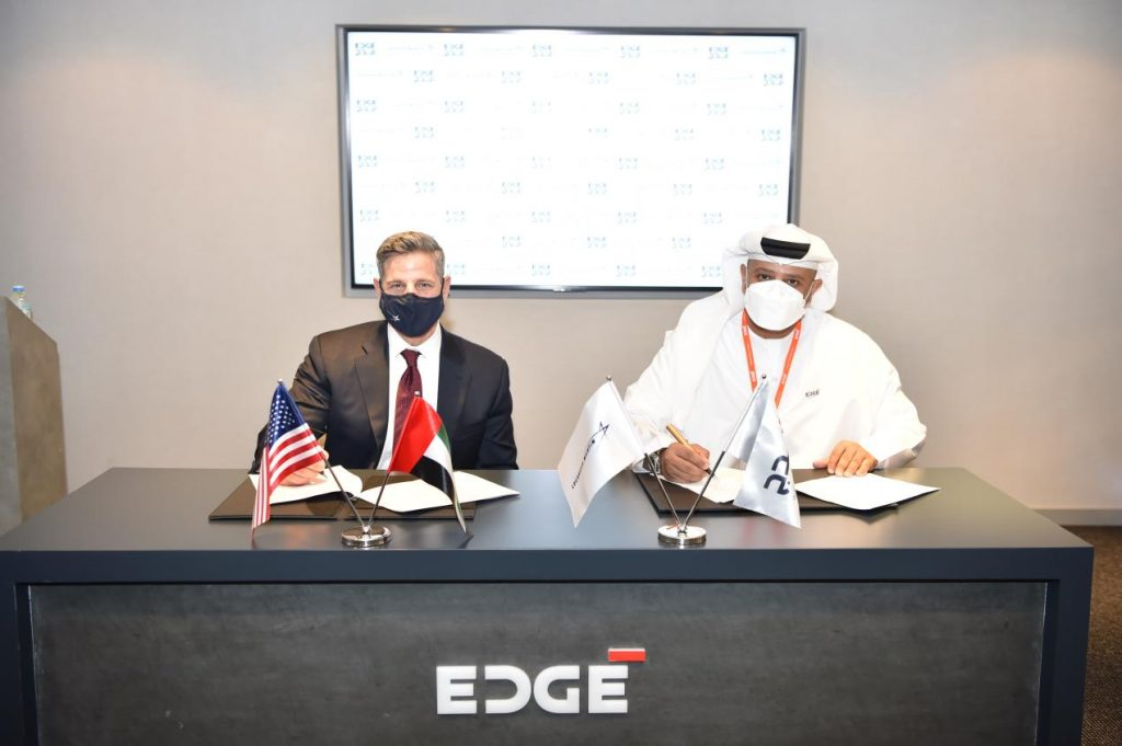 EDGE Signs MoU with Lockheed Martin to Explore Industrial Partnership Opportunities