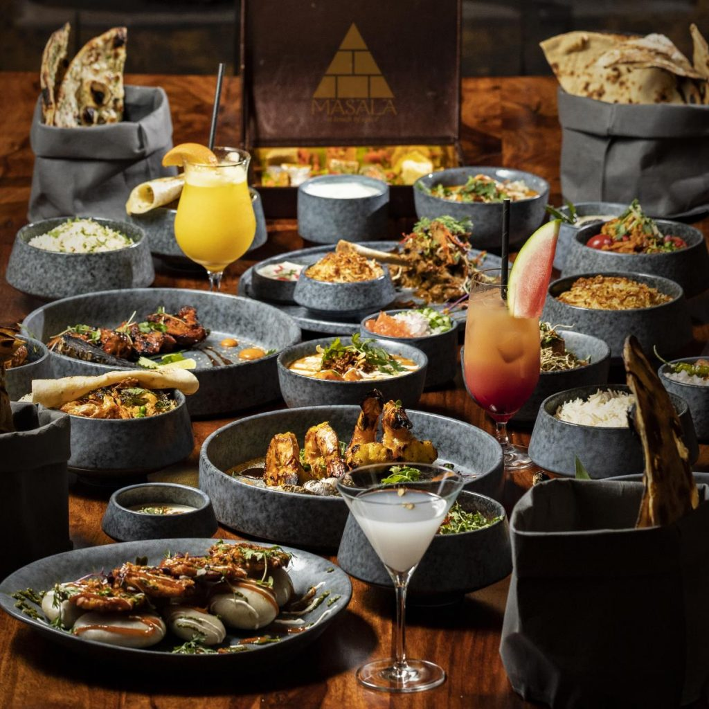 An Indian street food-themed festival will run from the 3rd to 20th March at Masala, Bab Al Shams