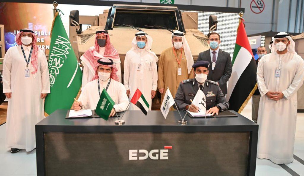 NIMR Signs Strategic Teaming Agreement with Saudi Arabian Military Industries (SAMI)