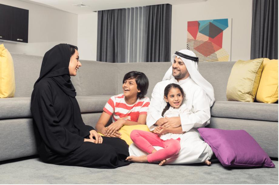 Live the all-inclusive urban-chic life in the heart of Dubai