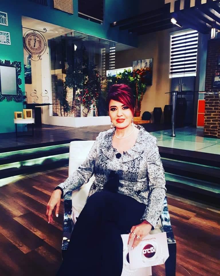 قالت مادلين: أشعر بالاعتزاز للعمل الإعلامي في قناة «أبو ظبي» او اي قناة إماراتية
