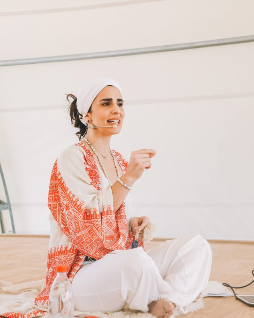 Event Listing: A Half-Day Yoga Soul Retreat by Nancy Zabaneh - 25 Feb 2021