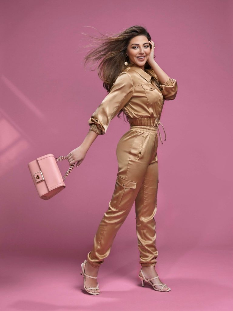 Queen of Stage Myriam Fares endorsed 2021 Spring collection now available in select REDTAG stores