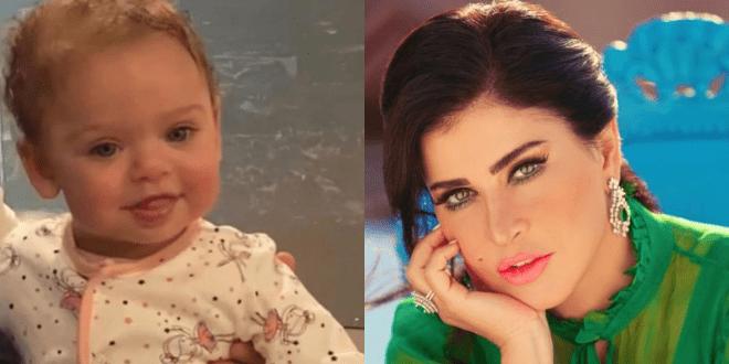 وفاة إبنة جومانا مراد
