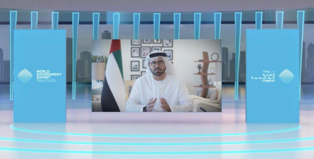 محمد القرقاوي: حكومات المستقبل الناجحة هي الأقدر على الاستفادة من دروس وتحديات كورونا