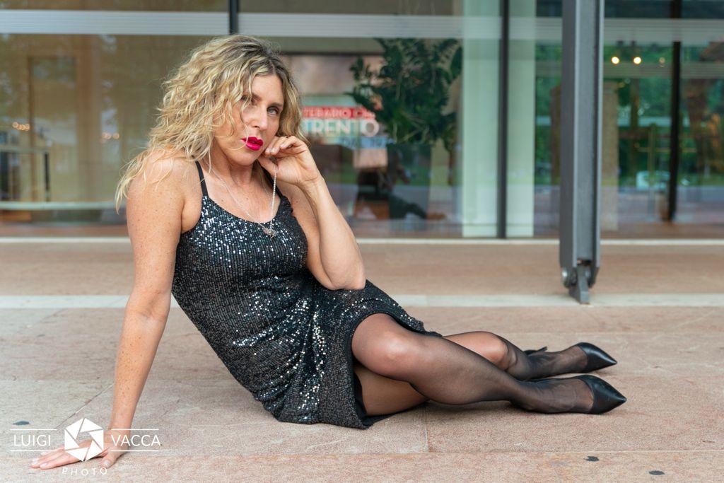 Italian model and actress
