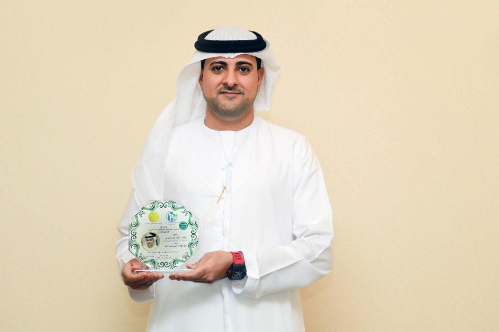 """""""منتدى المستقبل للاستثمارات العربية"""" يكرم خليفة المحيربي رجل العقارات العربية للعام 2021"""