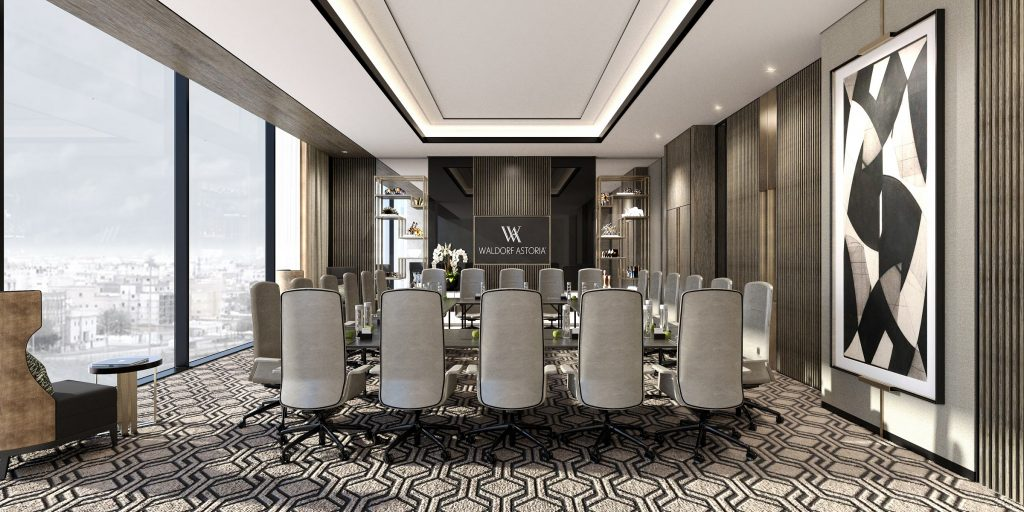 أول فندق من علامة والدورف أستوريا في الكويت يستعد للافتتاح في الخريف