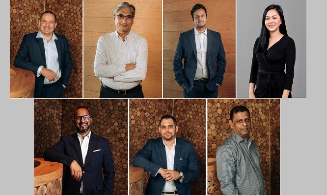 Introducing the dynamic team of Revier Hotel Dubai