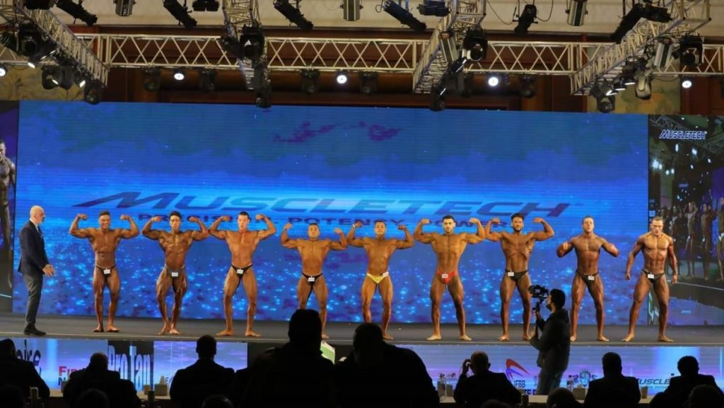 ATDD hosts Ajman Bodybuilding and Physique competition