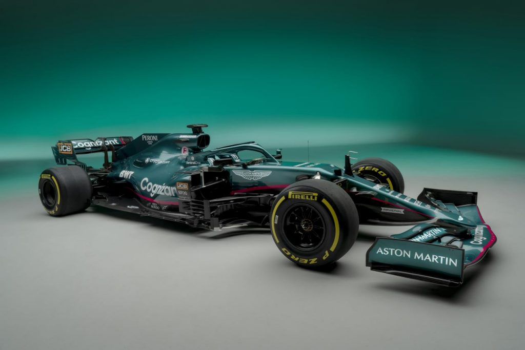 أستون مارتن تستهل مرحلة جديدة في مسيرتها مع تألقها مجدداً في حلبات سباقات الفورمولا 1