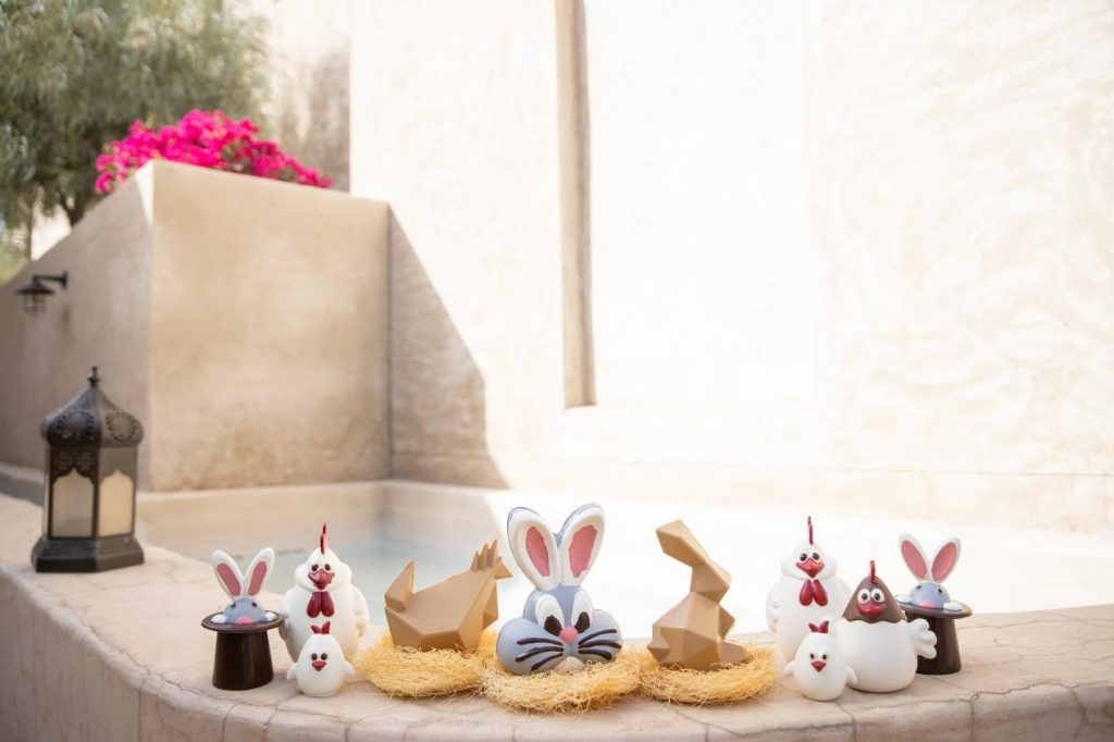 An Egg-stra Special Easter Lunch at Bab Al Shams