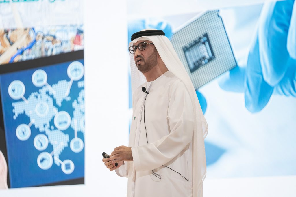 the industrial sector in the UAE has made great strides