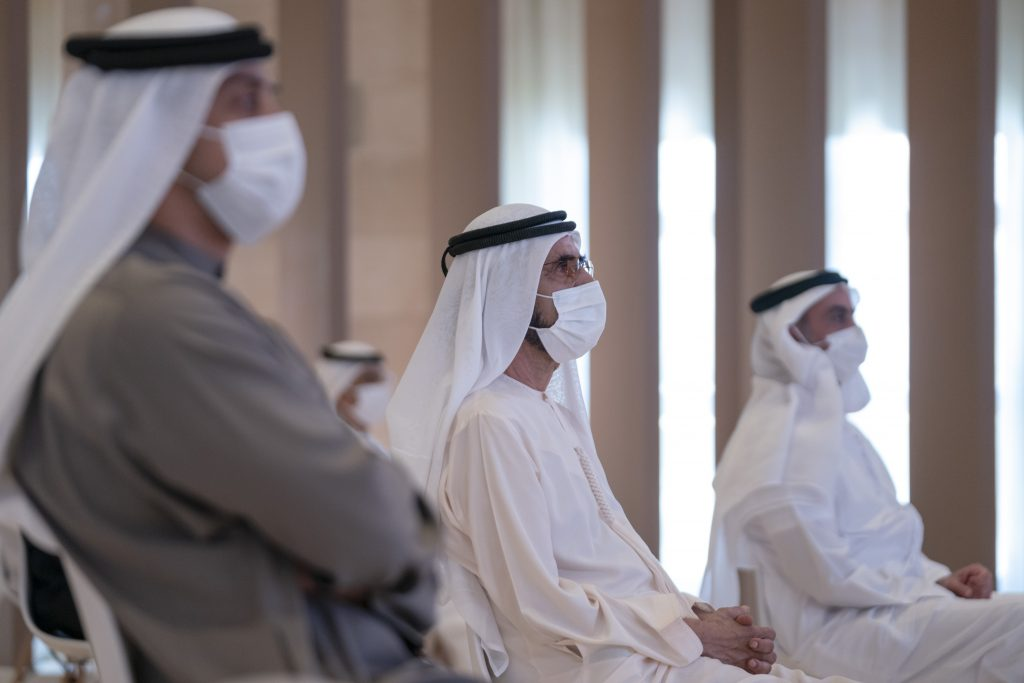 Mohammed bin Rashid launches Operation 300bn to advance the UAE industrial sector