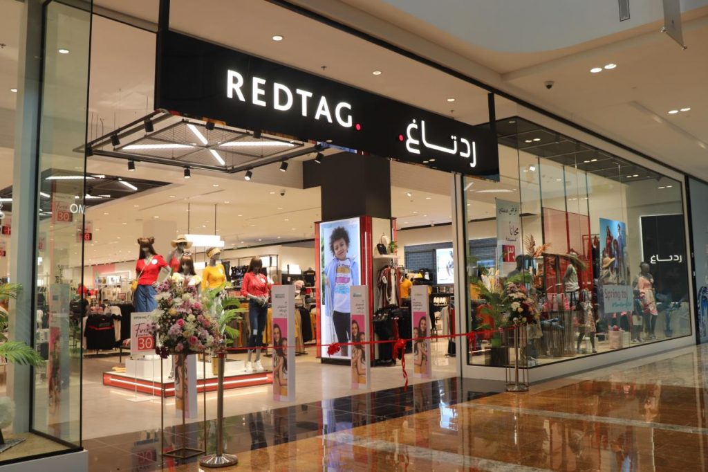 REDTAG launches its latest store at City Center Al Zahia, Sharjah
