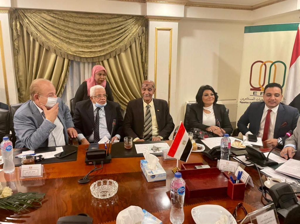 مذكرات تفاهم ، واستثمارات وتبادل تجاري ، بين اتحاد المستثمرين ، والغرفة الاقتصادية الليبية