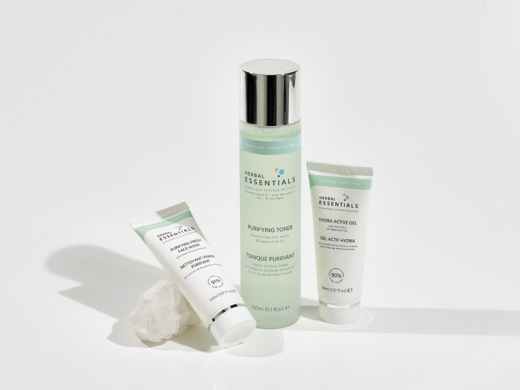 Healthy, youthful looking skin depends on optimum levels of minerals