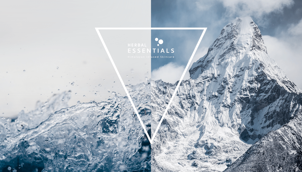 HERBAL ESSENTIALS: HIMALAYAN INFUSED SKINCARE  ** Award-winning, affordable, high-performance skincare brand powered by naturally mineral-rich Himalayan spring water soon to launch in the GCC through Lifestyle Stores.**