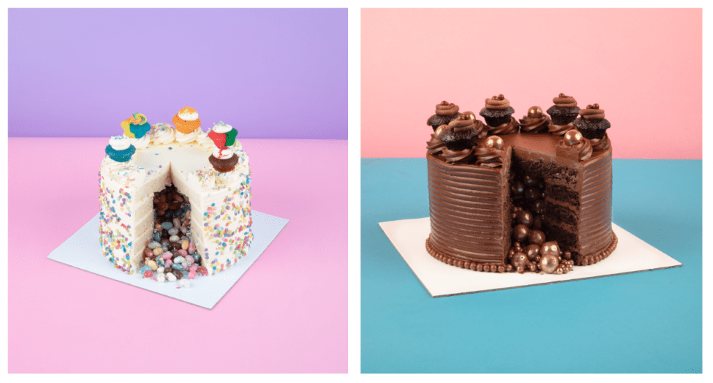 SUGARGRAM LAUNCHES FIRST EVER CAKES