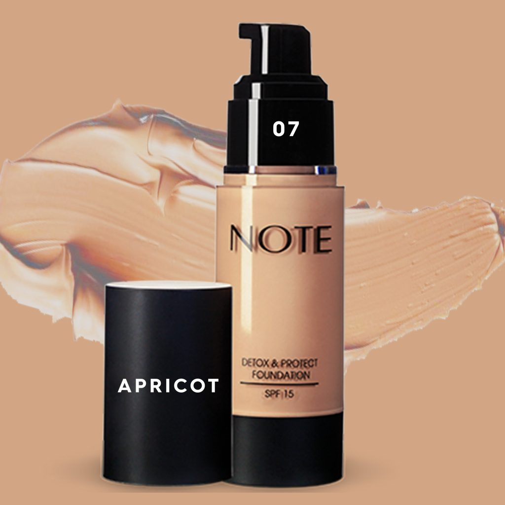 NOTE Mattifiying Extreme Wear Foundation (AED 79)