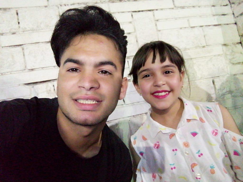 الممثلة الصغيرة لميس