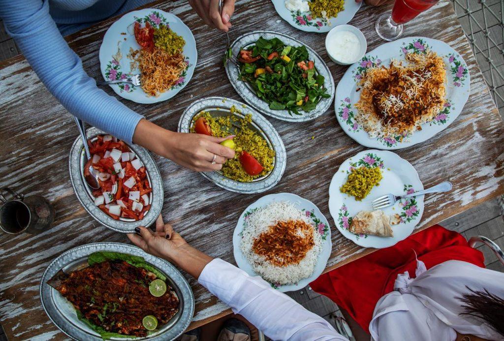 """في هذا العام، سيتمكن عشاق الطعام الاختيار من بين مجموعة مختارة من المطاعم تتضمن: """"براسيري بوليوور"""
