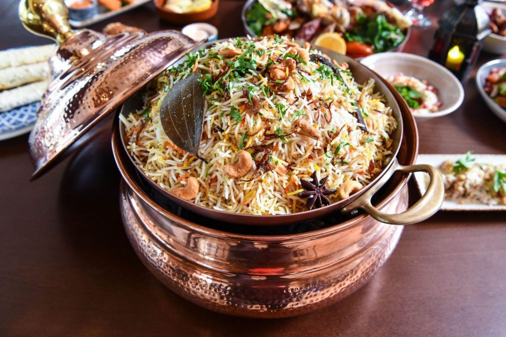 Price: AED 199 for two persons Note: 4-hour advance booking is required Lamb Leg Ghoozi-to-Go Take Iftar celebrations to the next level with Café Society's Lamb Leg Ghoozi-to-Go
