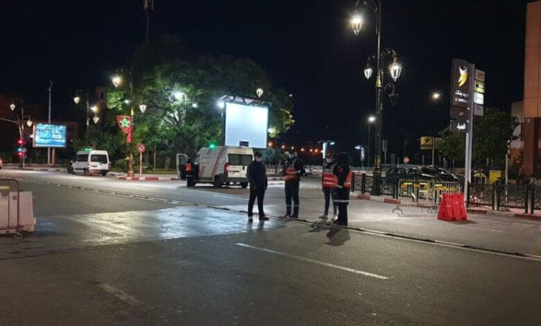كوفيد- 19.. حظر التنقل الليلي على الصعيد الوطني يوميا من الثامنة ليلا إلى السادسة صباحا ابتداء من فاتح رمضان