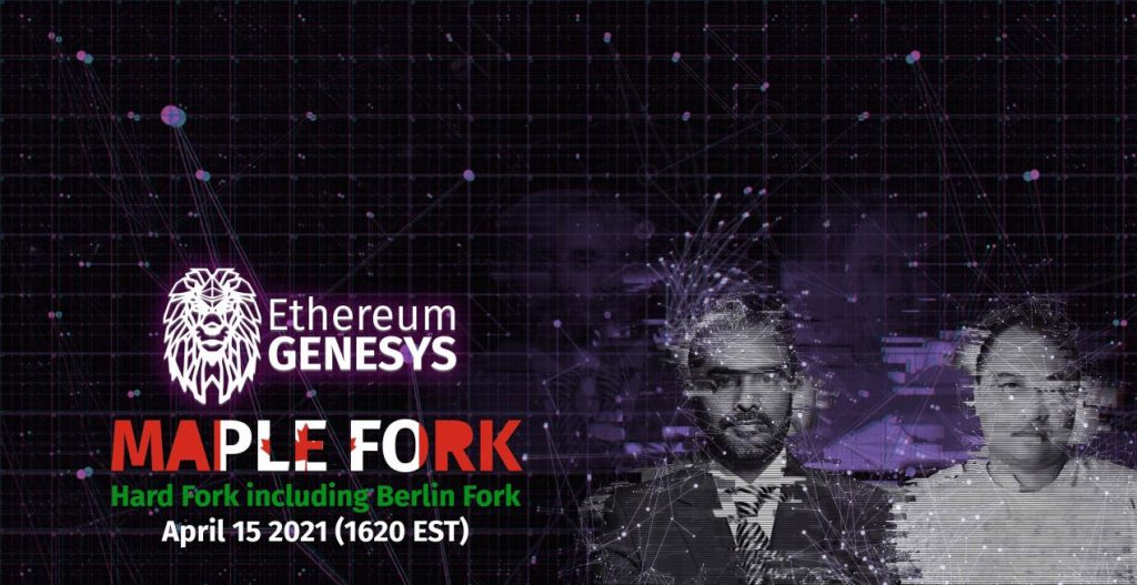 Ethereum GeneSys Foundation has completed a 'hard fork' of Ethereum to reclaim staked ETH 2.0 coins, and incentivize the PoW mining community on the Blockchain network