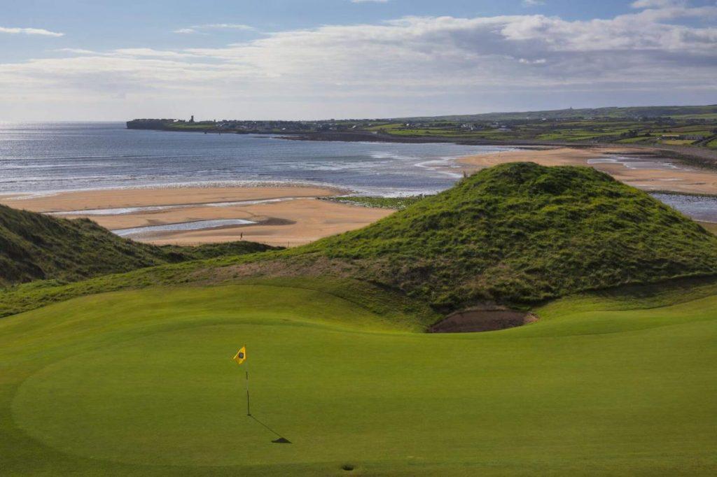 أيرلندا تستضيف منافسات الجولف على ملاعب عالمية المستوى