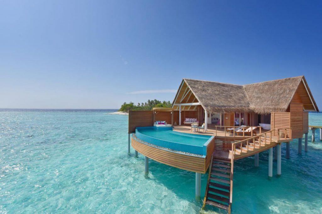 أفضل ملاذ لتمضية إجازة العيد MILAIDHOO MALDIVES ميلايدو المالديف