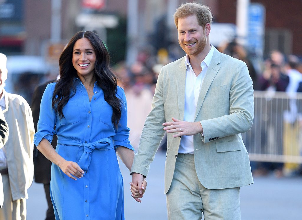 Meghan Markle and Prince Harry Surprise Teen in Zoom Mentoring Session — and Send a Gift for Spring