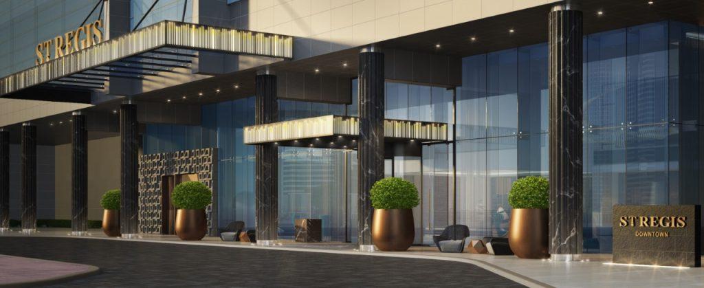 ماريوت الدولية تعلن عن توسيع محفظة الفنادق الفاخرة في الإمارات العربية المتحدة مع توقيع اتفاقية افتتاح فندق سانت ريجيس داون تاون دبي