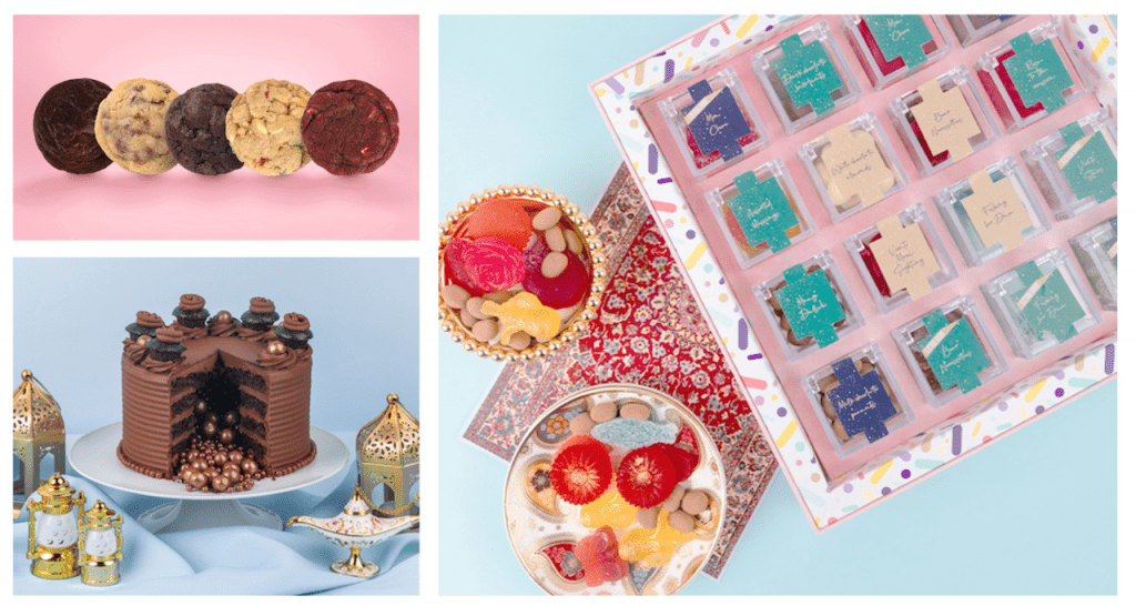 FunfettyWap: Want to add a splash of colour to your life? The Funfetticookies are soft