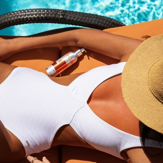 SunKiss Launches SunKiss Glow New Sun and Body Oil to Enhance Bronzed Skin