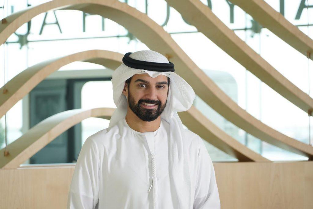 سعادة سعيد النظري، مدير عام المؤسسة الاتحادية للشباب الرئيس التنفيذي للاستراتيجية في مركز الشباب العربي