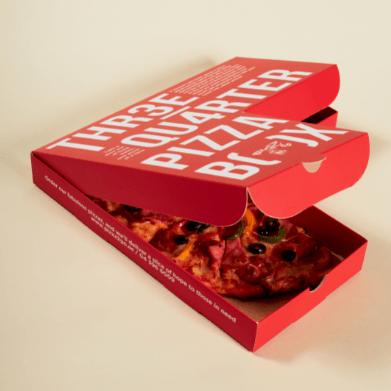 ثلاث أرباع علبة البيتزا تُساعد في مواجهة هدر الطعام خلال شهر رمضان