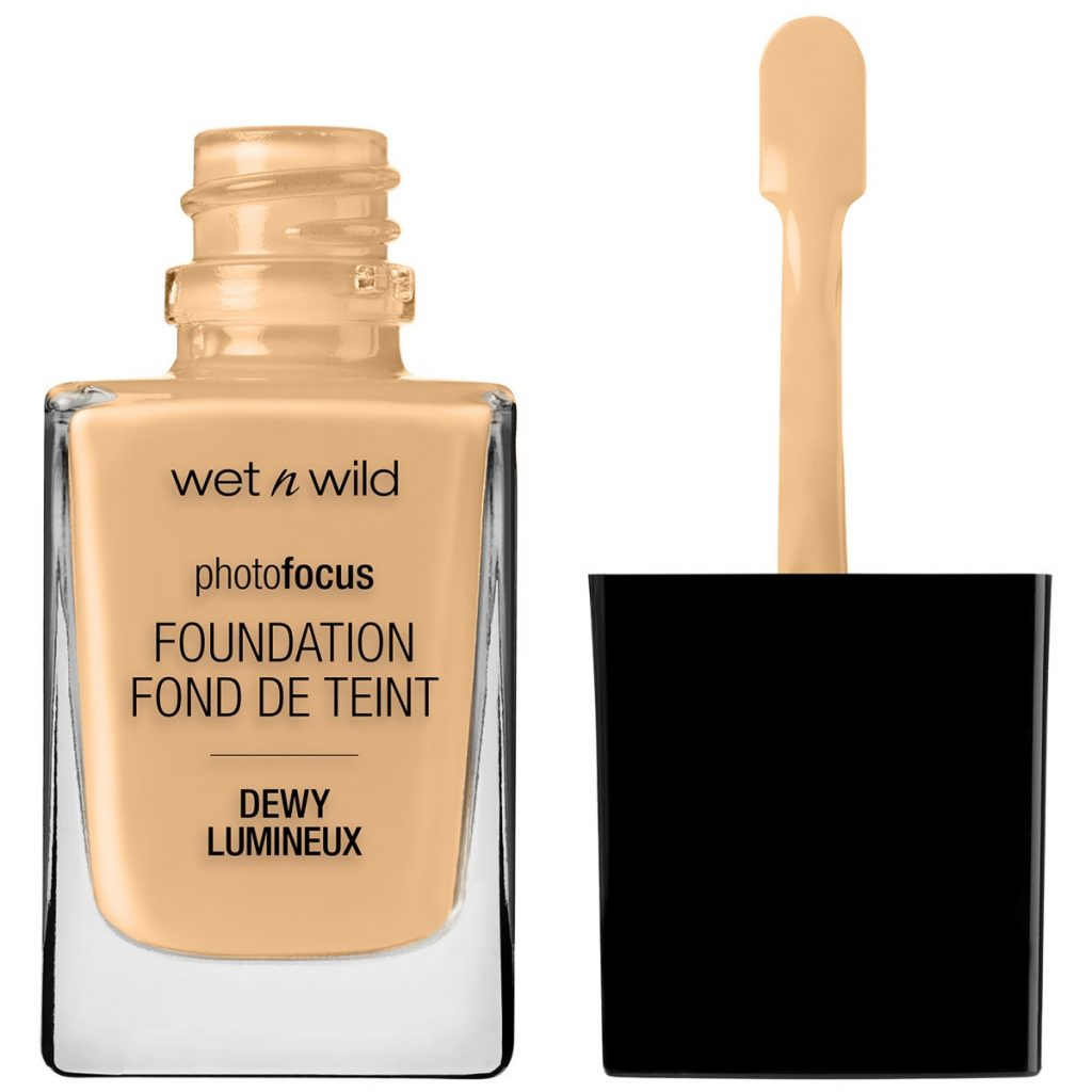 Wet n Wild Photo Focus Dewy Foundation AED 32 Available at www.glambeaute.com